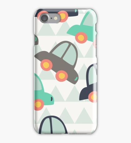 So Many Cars iPhone Case/Skin