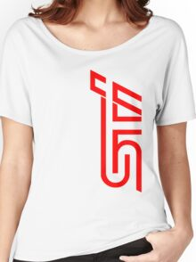STI Classic Red Women's Relaxed Fit T-Shirt