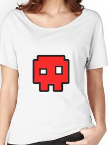 Geometry Dash - Skull Cube Women's Relaxed Fit T-Shirt