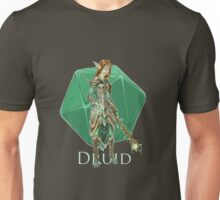 Dungeons and Dragons Druid Unisex T-Shirt