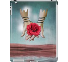 Continual Flow of Love iPad Case/Skin