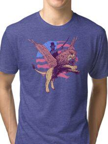 Murica Tri-blend T-Shirt