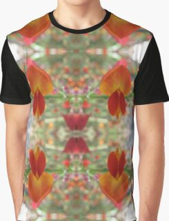 Red Gorse Graphic T-Shirt