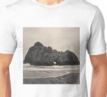 Pfeiffer Beach II Toned Unisex T-Shirt