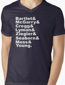For 'Merica Mens V-Neck T-Shirt