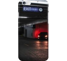 Exit Dodge Dart iPhone Case/Skin