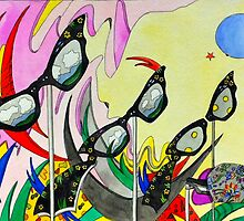 Glass Menagerie by Marie Zelek