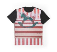 Rocking Horse Independence - Independence Graphic T-Shirt
