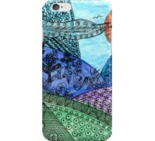Zen Countryside iPhone Case/Skin