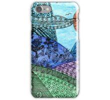 Zen Countryside iPhone Case/Skin