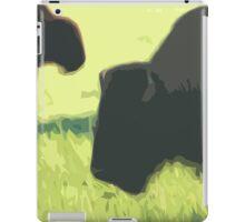 Bison iPad Case/Skin