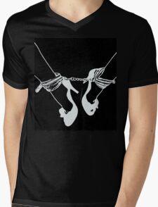Forever Together no. 3 BDSM Cuffs Mens V-Neck T-Shirt