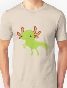 Cutesy Axolotl T-Shirt