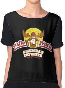 Walley World (colour) Women's Chiffon Top