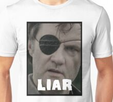 The Governor - THE WALKING DEAD (Liar) Unisex T-Shirt