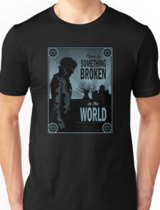 Percy's Request of the Raven Queen  Unisex T-Shirt