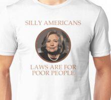 Hillary FBI Scandal Unisex T-Shirt