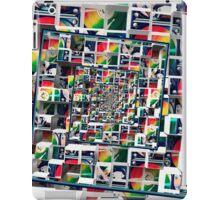 Computer Disks Pop Art iPad Case/Skin