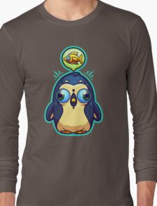Hungry Penguin Long Sleeve T-Shirt