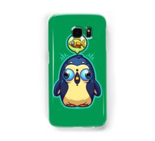 Hungry Penguin Samsung Galaxy Case/Skin