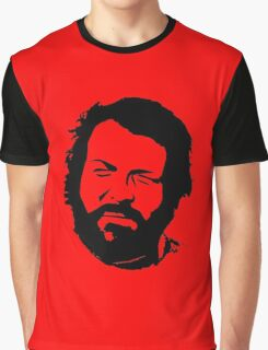 Bud Spencer Graphic T-Shirt