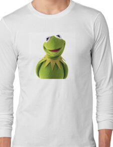 Kermit the Frog Long Sleeve T-Shirt