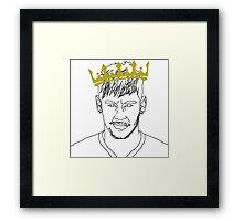 The Prince of Brazil Framed Print