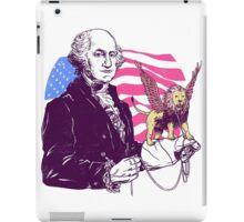 Pegalion Washington iPad Case/Skin