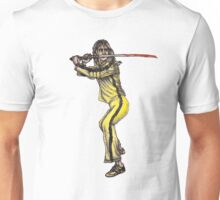 "Kill Bill - ""The Bride"" (Beatrix Kiddo) Unisex T-Shirt"