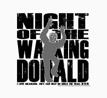 Night of the Walking Donald by Jeronimo Rubio 2016 Unisex T-Shirt