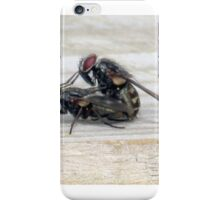 Individual Talent Making Out. iPhone Case/Skin