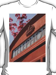 The Telephone Booth T-Shirt