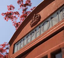 The Telephone Booth by Vintagee