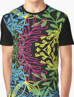 Fluo jungle. Graphic T-Shirt