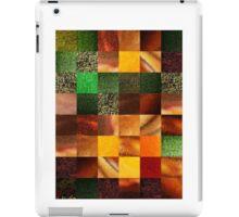 Geometric Design Squares Pattern Abstract III iPad Case/Skin