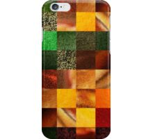 Geometric Design Squares Pattern Abstract III iPhone Case/Skin