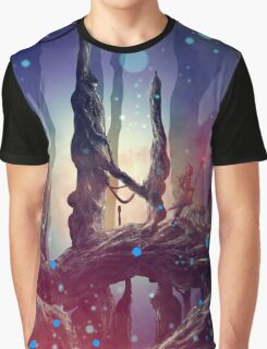 Crystal Caves  Graphic T-Shirt