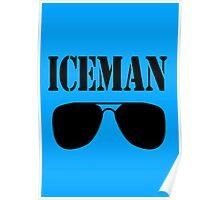 Iceman Poster