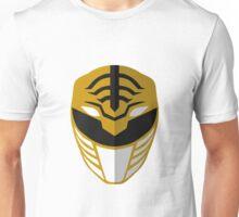Mighty Morphin Power Rangers - White Ranger Unisex T-Shirt