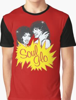 JUST LET YOUR SOUL GLO!!!!!  Graphic T-Shirt