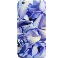 Blue Flowers [ iphone / case / samsung / ipad / mug ] iPhone Case/Skin