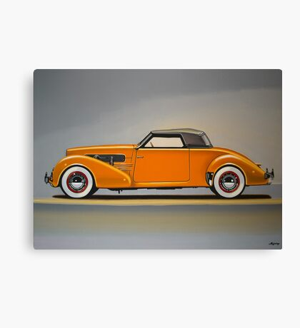 Cord 810 Painting Canvas Print