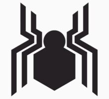 Spiderman (Captain America Civil War Logo) Kids Tee