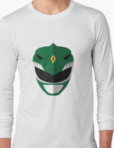 Mighty Morphin Power Rangers - Green Ranger Long Sleeve T-Shirt