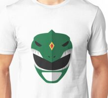 Mighty Morphin Power Rangers - Green Ranger Unisex T-Shirt