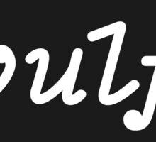 Unofficial Vulf Merch Sticker