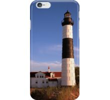 Big Sable Point Lighthouse iPhone Case/Skin