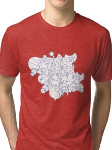 Oh The Places You'll Go! Tri-blend T-Shirt