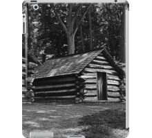 Valley Forge Cabins iPad Case/Skin