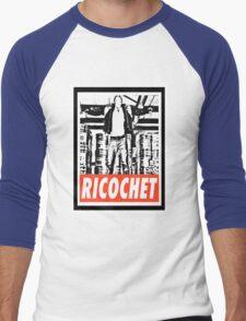 Ricochet Men's Baseball ¾ T-Shirt